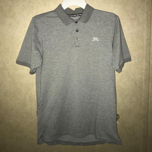908e1504d Nike Shirts | Sb Polo Drifit | Poshmark
